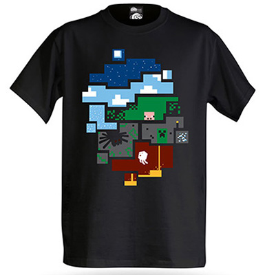 Related to J!NX : Minecraft - Clothing Inspired by Video Games & Geek
