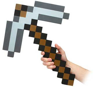 minecraft_pickaxe